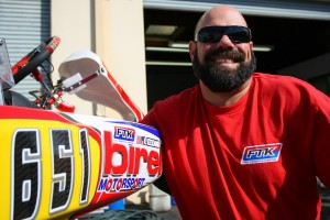 Andy Seesemann and Full Throttle Karting is rekindling their relationship with Birel in 2014